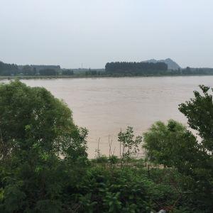 百里黄河风景区旅游景点攻略图
