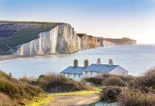 英伦一日游,看精美哥特建筑,多佛白崖聆听海风