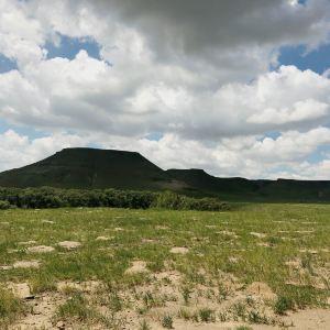 平顶山火山群旅游景点攻略图