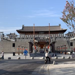 历史文化街区旅游景点攻略图
