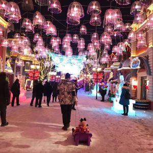 哈尔滨万达乐园旅游景点攻略图