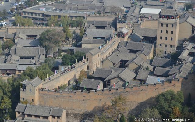 第1309回:晋城泽州百岭互连,千峰耸立万壑沟深