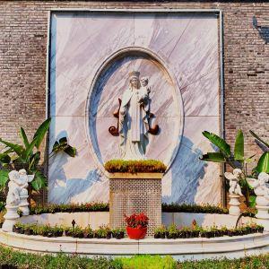 西直门天主堂旅游景点攻略图