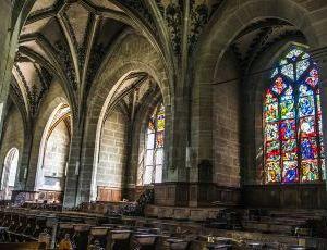 伯尔尼大教堂旅游景点攻略图