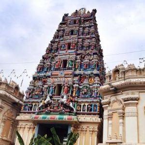 兴都印度庙旅游景点攻略图