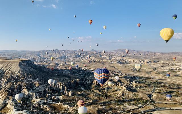 2019,土耳其12日跟团游:船游博斯普鲁斯海峡,卡帕多奇亚乘热气球!
