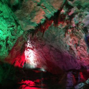 本溪水洞风景区-凉亭旅游景点攻略图