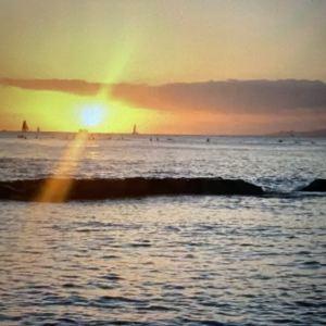 威基基海滩旅游景点攻略图