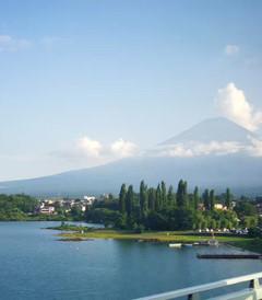 [富士山游记图片] 漫游霓虹国首都圈 镰仓 箱根 伊豆热海 富士山 一起寻找灌篮高手场景