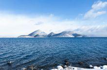 清澈的蓝与纯洁的白—梦幻的北海道の冬