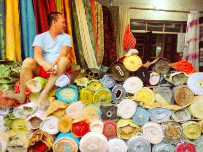 Textile Market