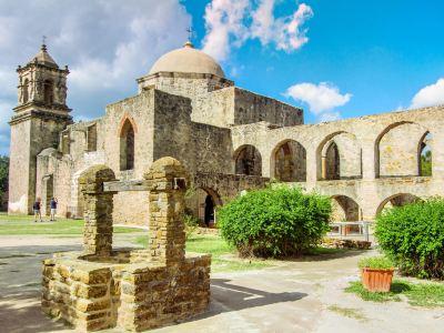 聖安東尼奧歷史遺跡公園