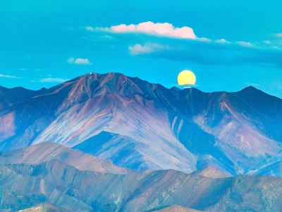 Mount Gaura
