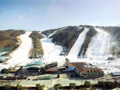 大明維瓦爾第公園滑雪場