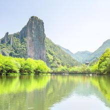 仙都景区图片