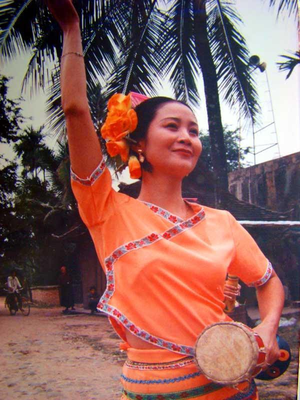 云南旅游:傣族歌舞与武术一瞥(图) – 云南游记攻略插图3
