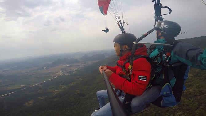 不知去哪飞滑翔伞的看过来∣干货 – 南宁游记攻略插图7