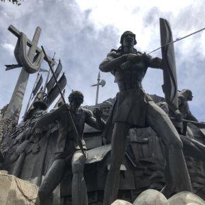 宿雾遗产纪念碑旅游景点攻略图