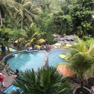 巴厘岛D'tukad秋千旅游景点攻略图