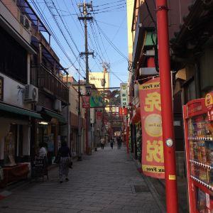 长崎新地中华街旅游景点攻略图