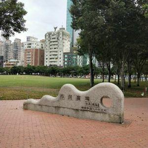 市民广场旅游景点攻略图