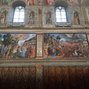 西斯廷教堂旅游景点攻略图