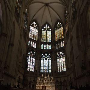 圣彼得天主大教堂旅游景点攻略图