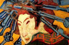 多彩和异国情调的日本版画激发了梵高的灵感