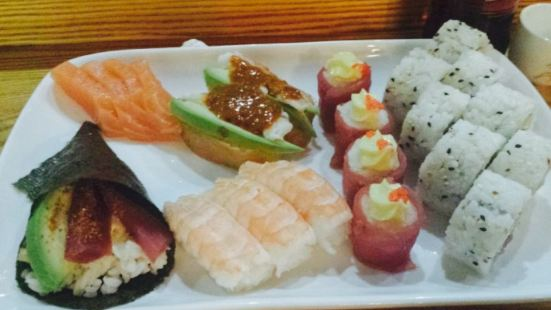Active Sushi