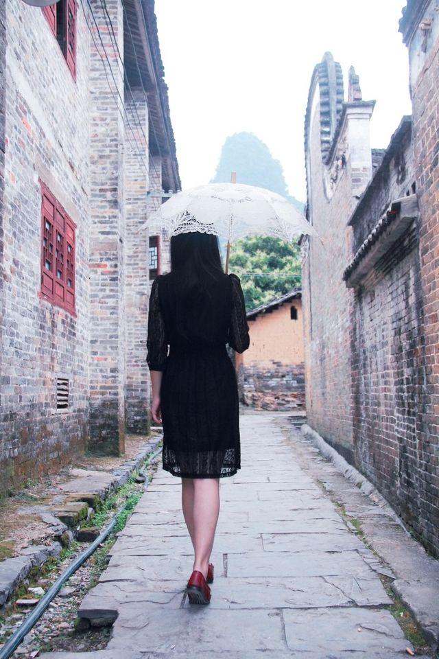 【黃姚古鎮】七年夢一場,姐妹淘畢業旅