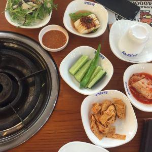 真利味韩国料理旅游景点攻略图