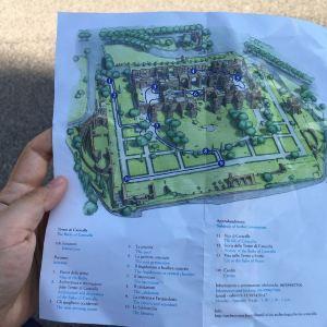 卡拉卡拉浴场旅游景点攻略图