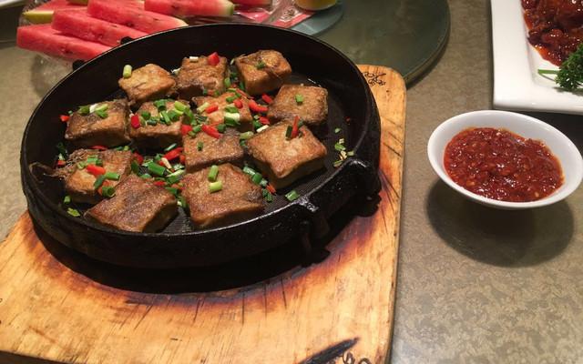安徽的毛豆腐好好吃