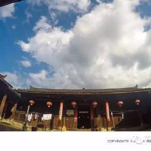 芷溪古村旅游景点攻略图