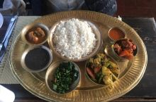 尼泊尔传统菜