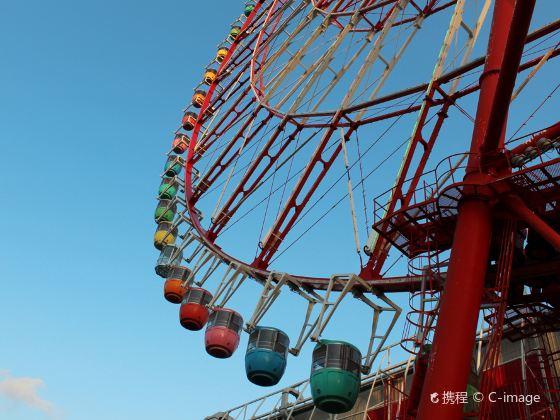 Palette Town Ferris Wheel