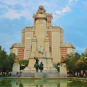 西班牙大厦旅游景点攻略图