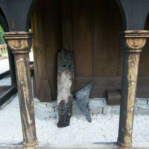 凡托特木板教堂旅游景点攻略图