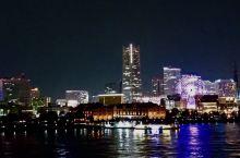 夜游横滨港