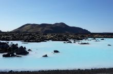 Blue lagoon in Iceland