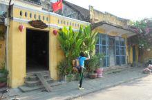 越南会安的早晨