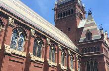 #创意毕业照# 哈佛之美