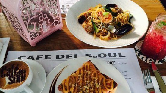 Cafe del SeOUL