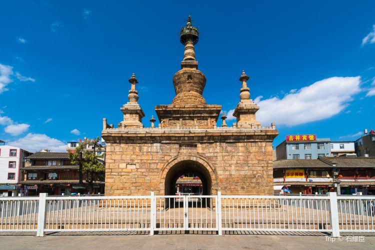 Guandu Ancient Town3