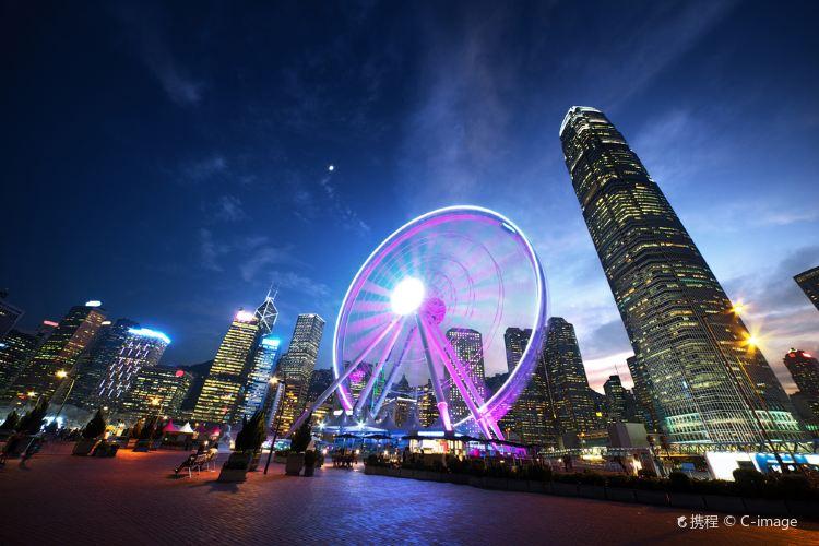 Hong Kong Observation Wheel3