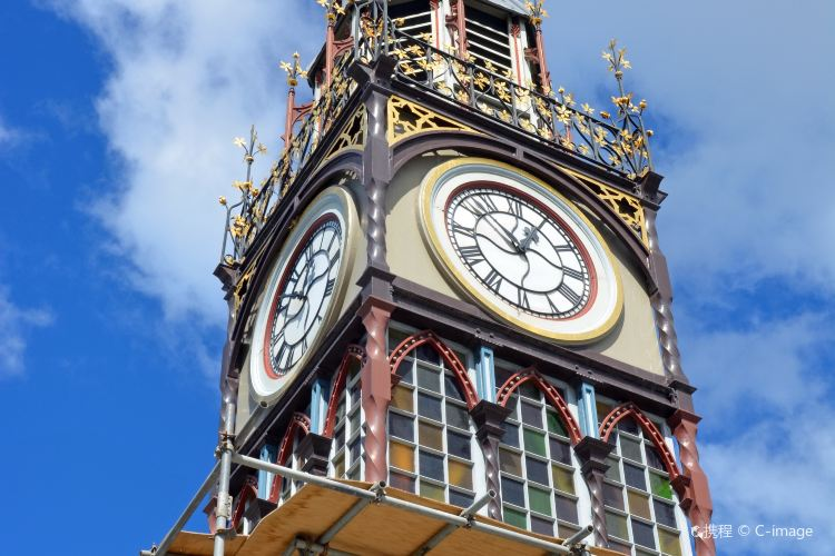 Victoria Street Clock Tower1
