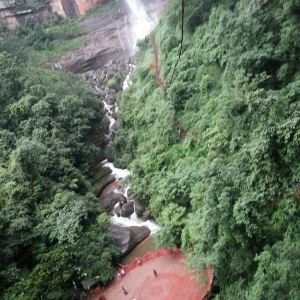 赤水丹霞旅游区·佛光岩旅游景点攻略图
