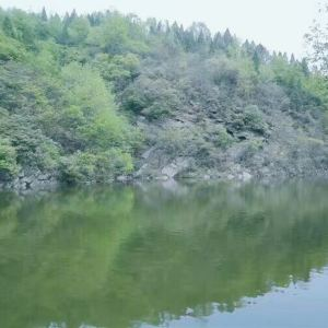 龙池河大峡谷景区旅游景点攻略图
