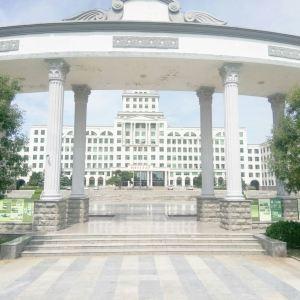 哈尔滨工业大学威海分校旅游景点攻略图