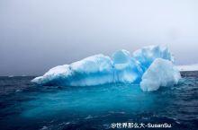大自然的行为艺术—南极洲的浮冰